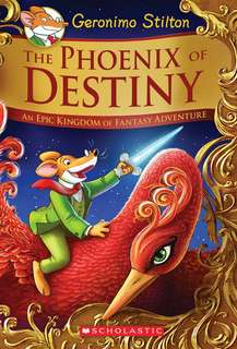 (BN) Geronimo Stilton Hardcover The Phoenix of Destiny