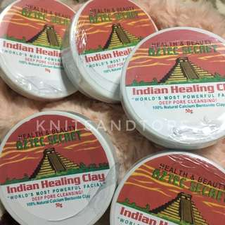 ✔️ Aztec Healing Clay Trial Size