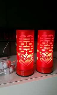 Wedding lamp lightings