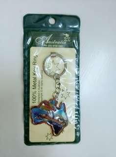 澳洲紀念鑰匙圈