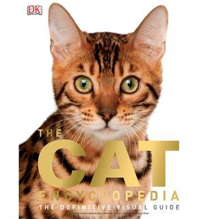 The Cat Encyclopedia by DK [eBook]