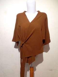 Brown asymetric top