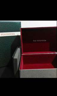 半島酒店The Peninsula Hotel Sophisticated Accessory Box 精美首飾盒子
