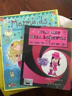 Mermaids & Miss.Behaves