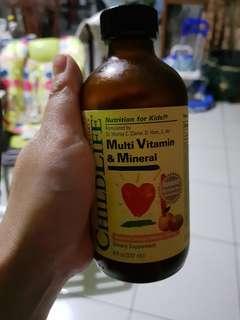 Vitamin childlife usa