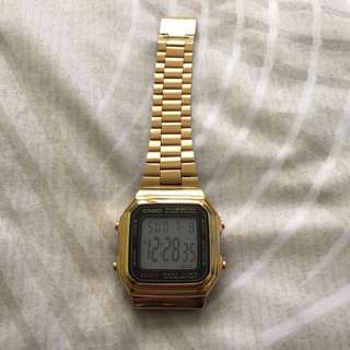 Casio Gold Authentic