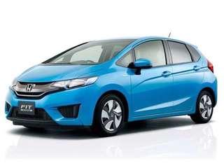 Honda HONDA FIT HYBRID