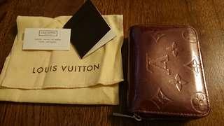 Louis Vuitton Monogram Vernis Wallet