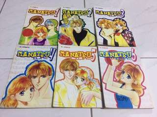 Komik Manatsu 1-6 END