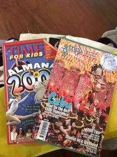 2008 Almanac & Cebu SideTrip