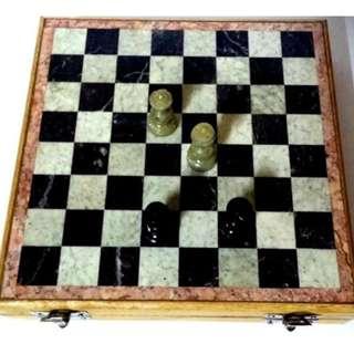 Marble  Stone Chess Set