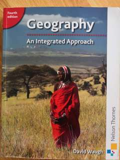 🚚 Geography textbook: An integrated approach