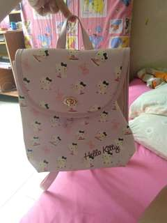 Hello Kitty Backpack from Taobao