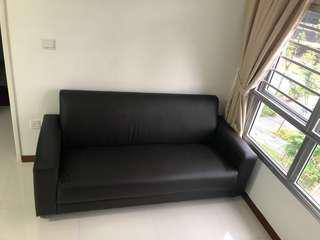 3 seater sofa 180 x 75cm