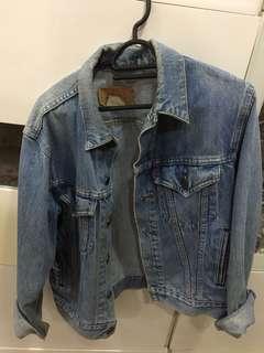 Levis denim jacket vintage