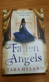 Fallen Angels by Tara Hyland