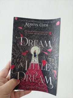 Dream A Little Dream - Kirsten Gier