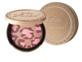BRAND NEW TOO FACED Bronzer Available in 3 shades: Leopard, Snow Bunny and Beach Bunny