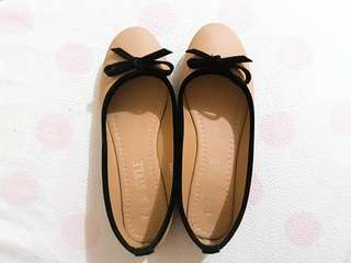 Doll Shoes (Nude)