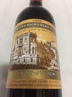 Ducru-Beaucaillou 1996
