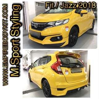 Honda Jazz 2018 Bodykit