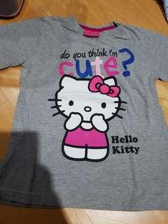 Uniqlo Hello Kitty Tshirt