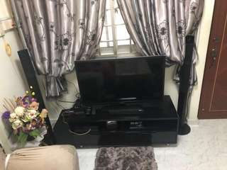 Sony TV and Sound System