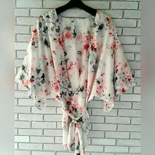 Kimono Outer Beach / Hijab