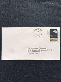 US 1969 Apollo 11 Launch Jul16 Tampa FL Space Cover
