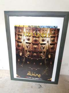 Addy Cradle Display Frame