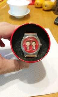 Twins 手錶
