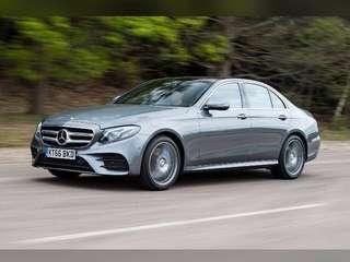 Mercedes Benz E350 plug in hybrid