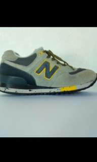 authentic new balance rubber shoes