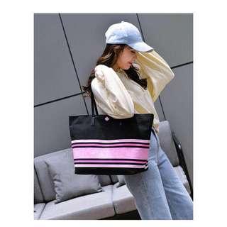 Classic shoulder bag by Victoria Secret