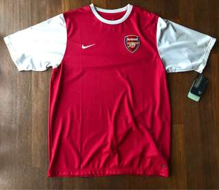 Arsenal Jersey (Authentic)