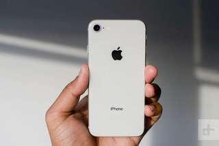 Apple iPhone 7 256GB Silver Garansi Internasional