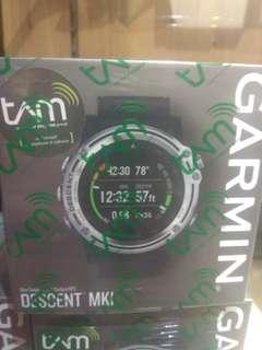 Garmin Smartwatch Descent MKI Kredit mudah proses 3 menit