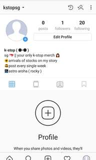 [ NEW ] instagram account out