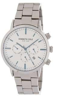 BRAND NEW KENNETH COLE Men's Bracelet Watch, 44mm