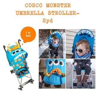 Cosco Monster Umbrella Type Stroller