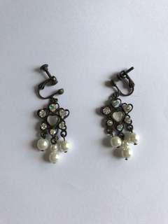 韓國耳環 Korean earrings(夾)