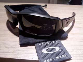 Black Oakley Canteen 03-543 Made in USA