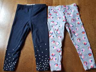 Leggings Cotton On (3pcs)