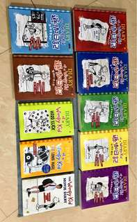 Diary of a Wimpy Kid 遜咖日記