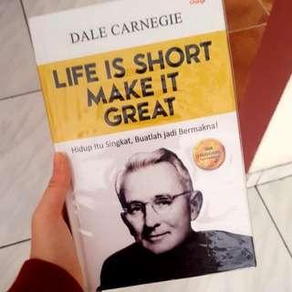 Mega Best Seller Dale Carnegie