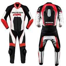 Honda CBR Motorbike Leather Racing Suit