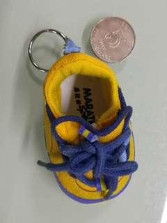 馬拉松波鞋鎖匙扣
