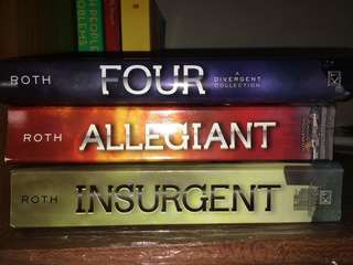 Divergent Series bundle