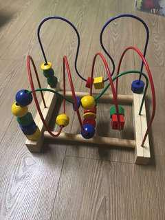 IKEA 滾珠玩具
