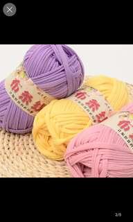 (closed) Tee yarn 100g